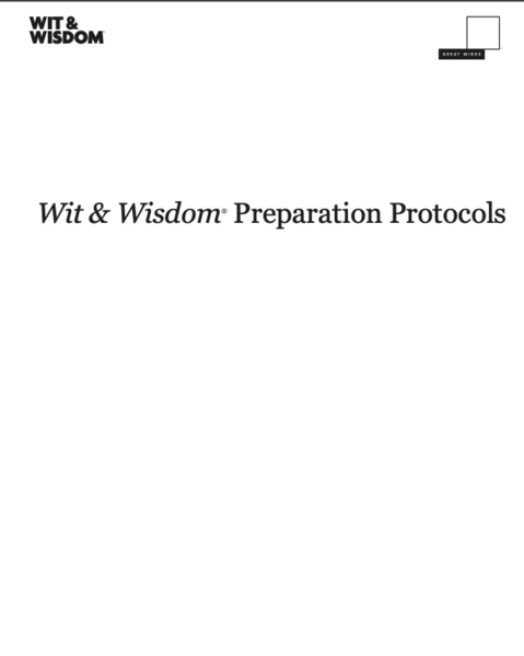 Preparation protocols thumbnail