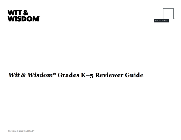 Ww reviewer guide k 5image